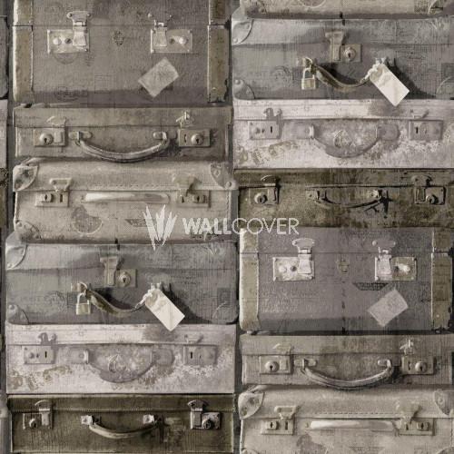 138217 Vintage Rules Rasch-Textil