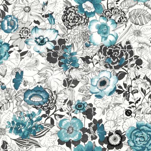 138502 Brooklyn Bridge Rasch-Textil