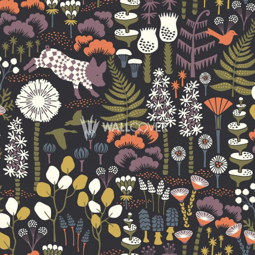 1452 Wonderland by Hanna Werning Borås Tapeter