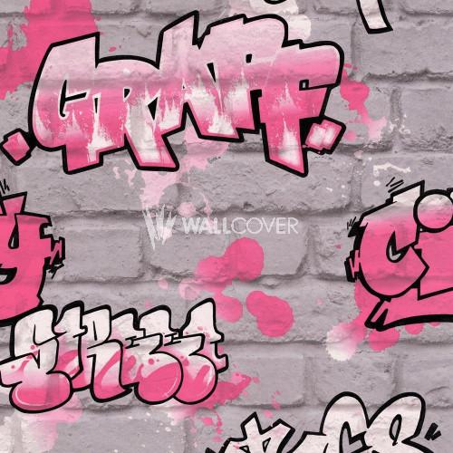 237818 Kids Club 2014 - Rasch Tapete