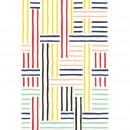 377204 Stripes + Eijffinger