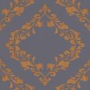 609516 Blue Velvet Rasch
